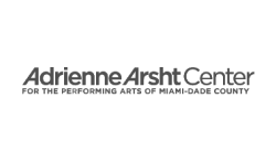 Adrienne Arsht Center Client Website Logo