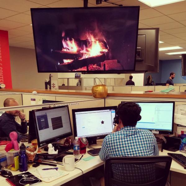 fireplace tv adage careers