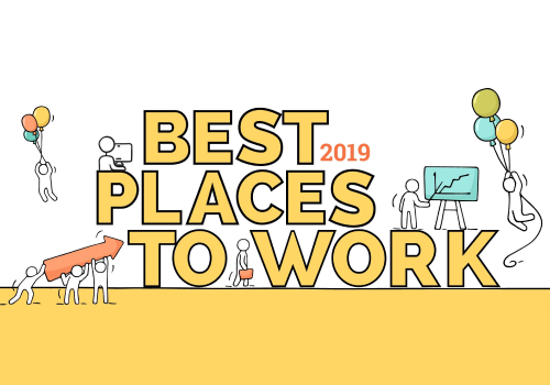 Crain's Best Places to Work 2019 logo